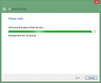 Burning CD/DVD Tanpa Software dengan Mudah di Windows 7/8/10